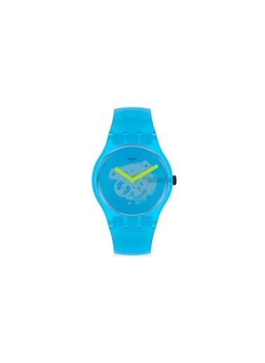Swatch Saat Mavi